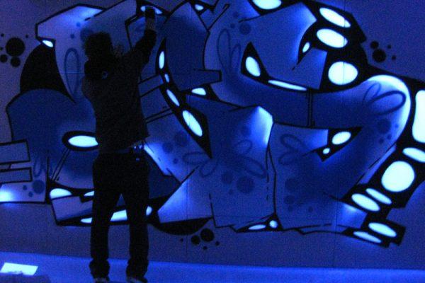 Uv Graffiti