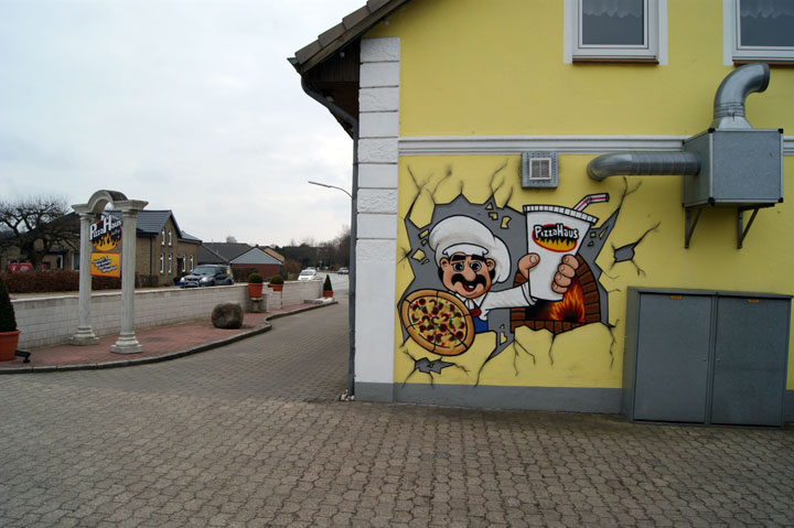 Graffiti Pizzeria