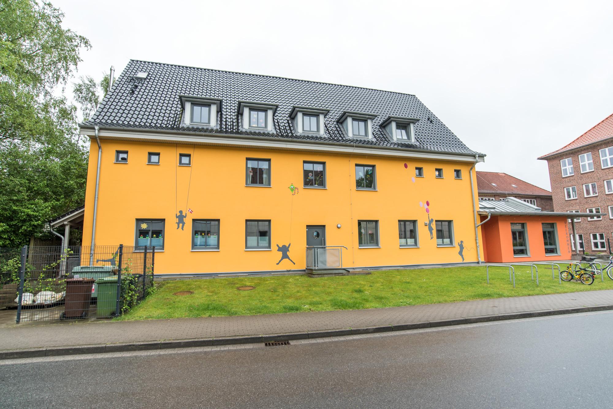 Kunst am Bau Fassade