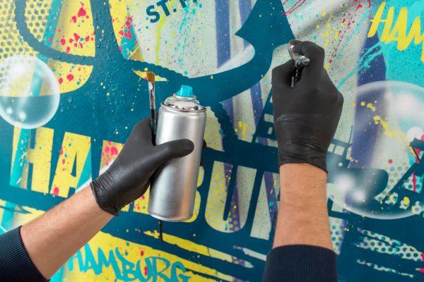 Graffiti Künstler Hamburg