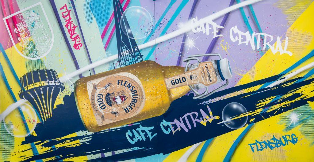 Graffiti_Wandgestaltung_Kunst_Flensburger_Gold_Cafe_Central_01