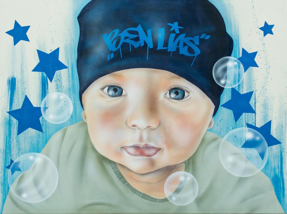 baby_leinwand_graffiti_auftrag_malerei_01